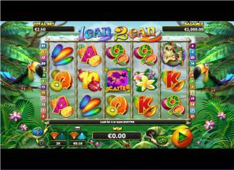 Keno hunter 1 can 2 can nextgen gaming slot game