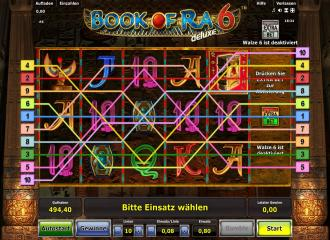 Book Of Ra Deluxe Mobile Game