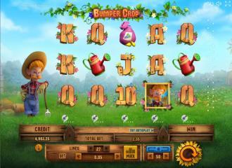 Bumper Crop Slot Machine