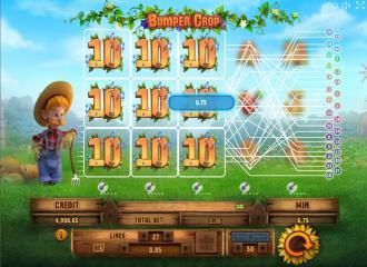 Spiele Bumper Crop - Video Slots Online