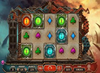 Double dragons yggdrasil slot game Nazilli