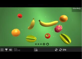 Fruit warp free play