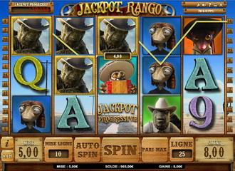 Spiele Jackpot Rango - Video Slots Online