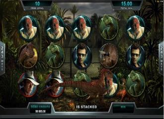 Jurassic Park™ Slot - Microgaming release Official Dino