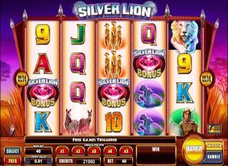 Spiele Silver Lion - Video Slots Online