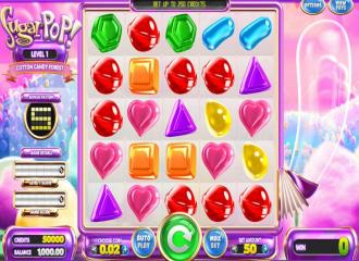 Sugar Pop Game