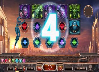 Play Super Heroes Slot From Yggdrasil