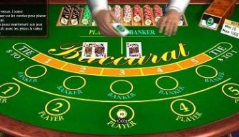 A few methods to help you win at baccarat