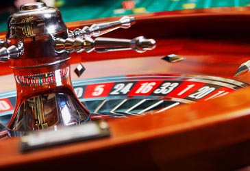 The inside bets in a game of Roulette