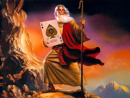 The 10 commandments of online casino games
