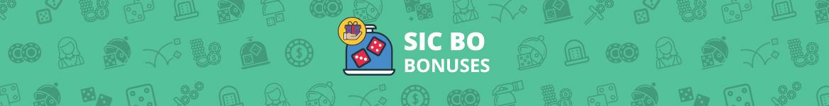 Sic Bo Bonuses
