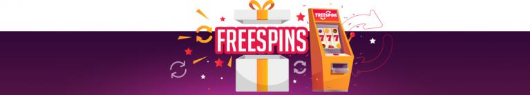 free spins for slots