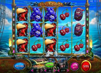 Lucky Pirates Slot Machine Online ᐈ Playson™ Casino Slots