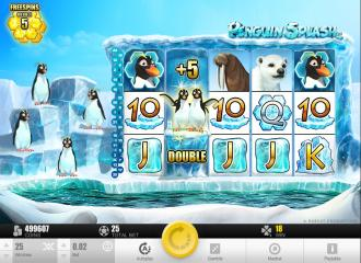 Penguin Splash Slot Machine Online ᐈ Rabcat™ Casino Slots