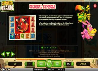 Low wagering free spins