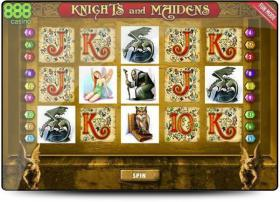 machine a sous knights and maidens Random Logic Casinos