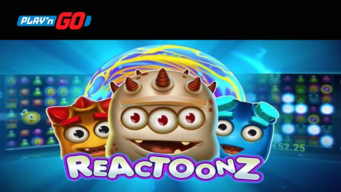 Reactoonz by Play'n Go – Slot Reactor that's Out of this World