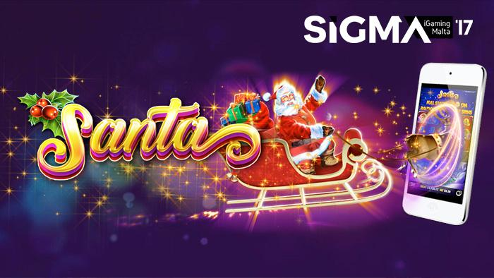 SiGMA 2017 - Christmas Surprises Nicely Wrapped Up By Pragmatic Play