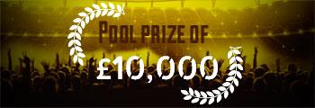 bgo casino tournaments have a pool prize of £10,000