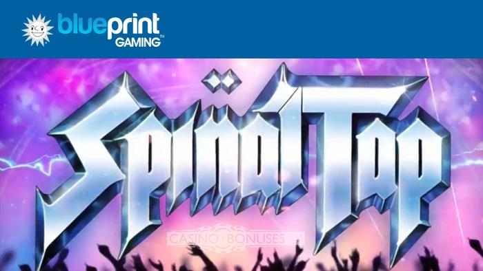 Spinal tap by blueprint gaming official slot released to rock out spinal tap by blueprint gaming malvernweather Images