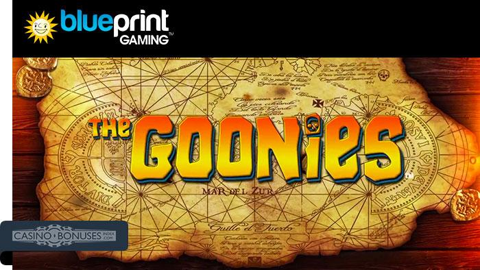 The Goonies™ by Blueprint Gaming