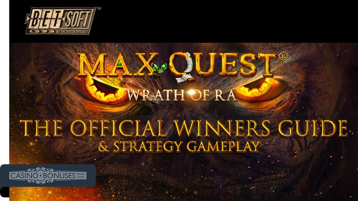 Max Quest by BetSoft