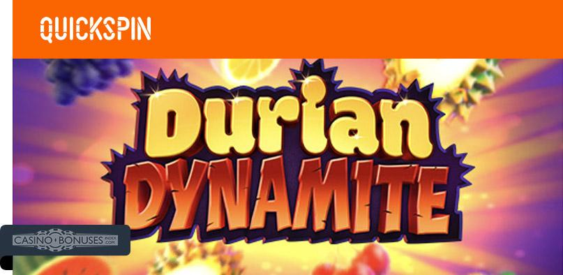 Durian Dynamite™ by Quickspin