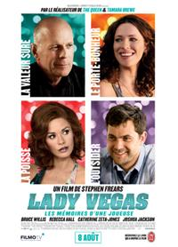 Lady Vegas: a film on the world of gambling at the cinema