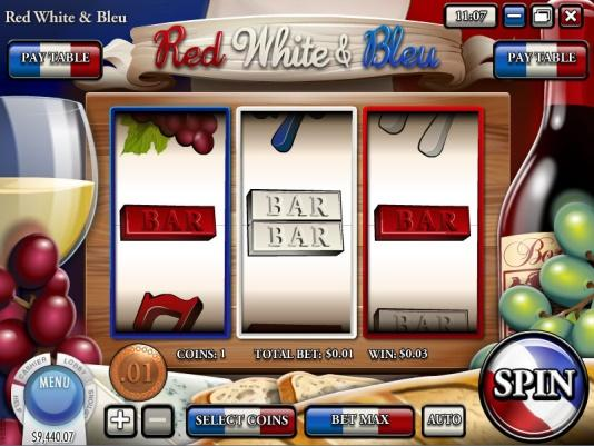rival gaming classic slot game