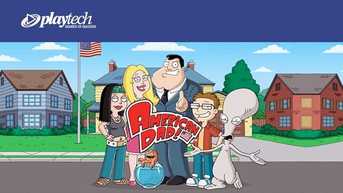 American Dad Slot by Playtech - All Hail Langley Falls FINEST!