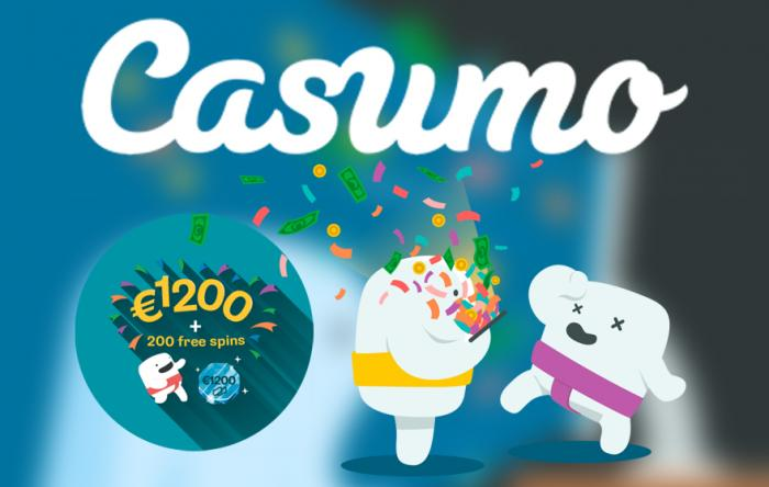 Start Your Own BIG FUN Adventure Over at Casumo Casino Today!