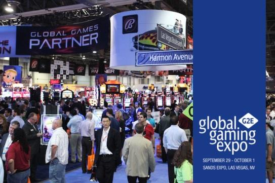 G2E Global Gaming Expo 2015 Preview