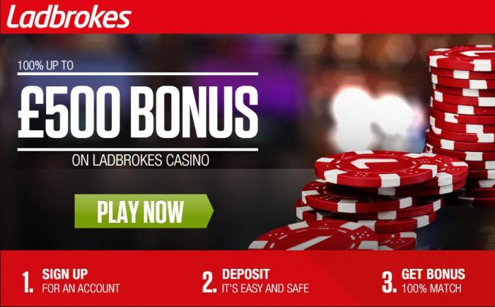 Get Big Value Promotions over at Ladbrokes Casino!