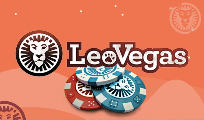 Become the King of the Jungle with €/£1500 plus 200 free spins at LeoVegas Casino!