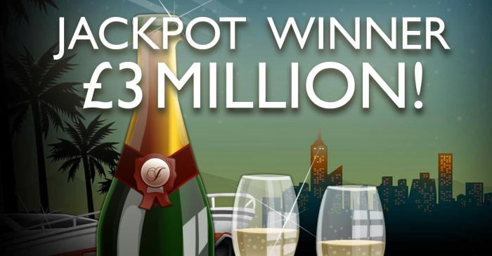 UK player wins £3 million on NetEnts Mega Fortune Dreams!
