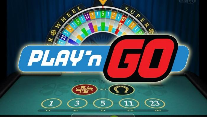 Play'N GO Release New 3D Game of Chance Super Wheel!