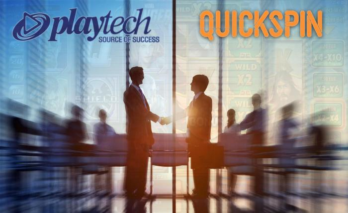 Playtech negotiate Quickspin deal reportedly worth €50 million