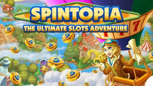 Spintopia: the range of sensational new mobile slot machine games
