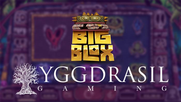 Yggdrasil's Newest Online Slot Big Blox Out Now!