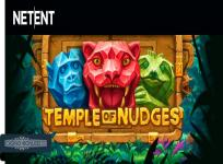 Temple of Nudges™: New Online Slot By Net Entertainment is Released