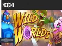 Wild Worlds™: Newest Slot Release from NetEnt is Out Now to Play On